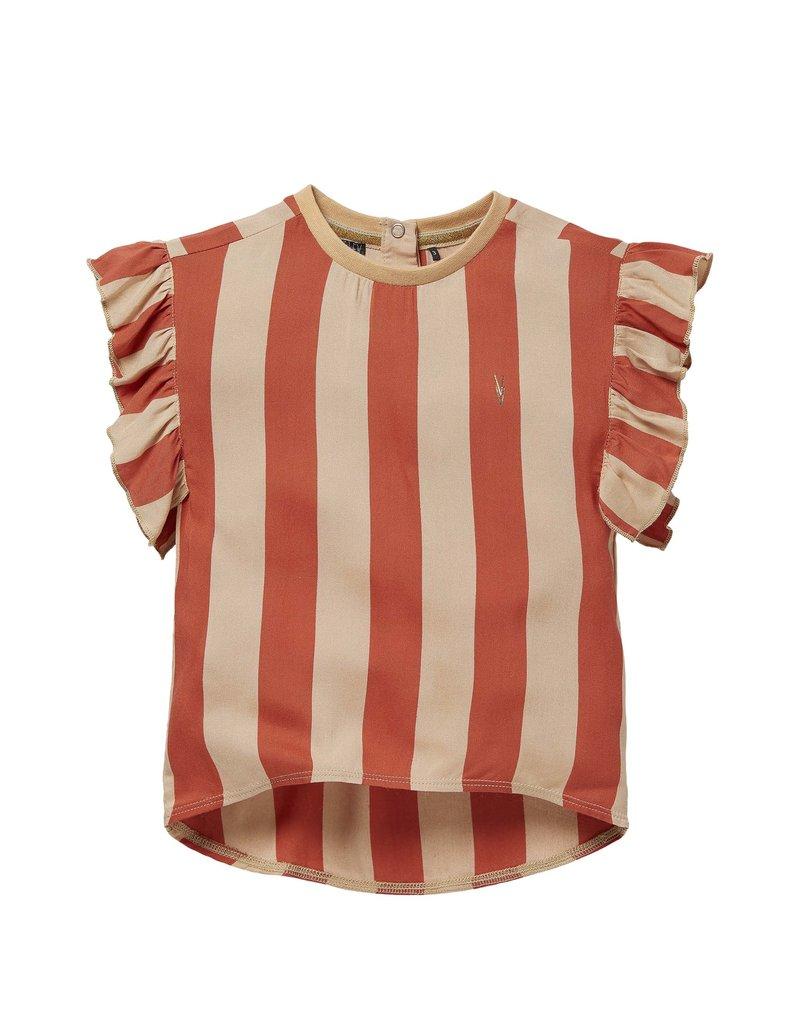 Levv Levv shirt Nicca stn r sd s