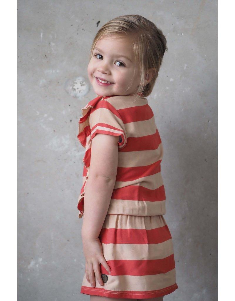 Levv Levv jurk Nel striped