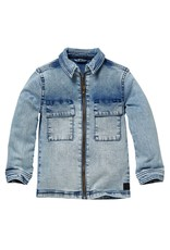 Levv Levv denim jacket Nio light blue denim