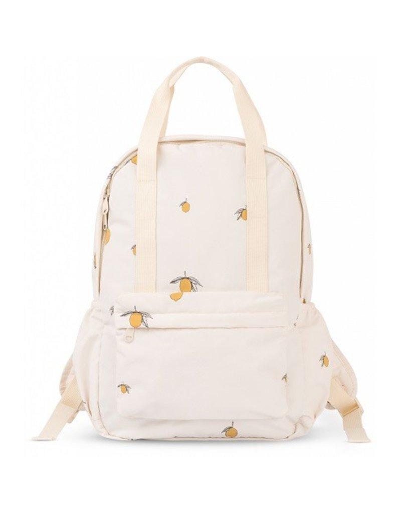 konges slojd Konges Slojd backpack Loma mini Lemon
