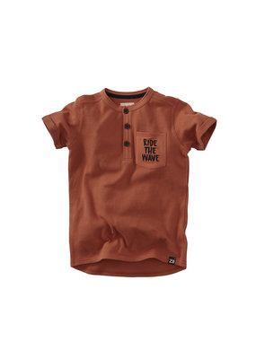 Z8 Z8 shirt Tinko bombay brown