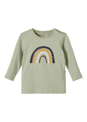 Name-it Name-it shirt NBMDaform desert sage