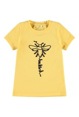 Name-it Name-it shirt NMFDabee sunset gold