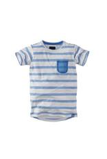 Z8 Z8 shirt Cenzo bright white/ocean drive