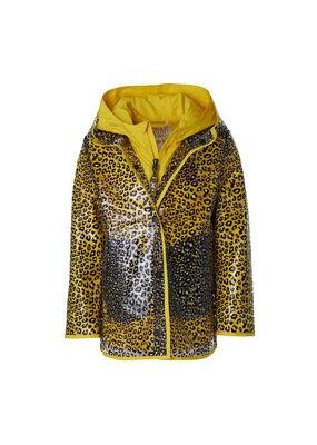Quapi Quapi regenjas Faiza leopard