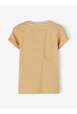 Name-it Name-it shirt NBMFipan spruce yellow