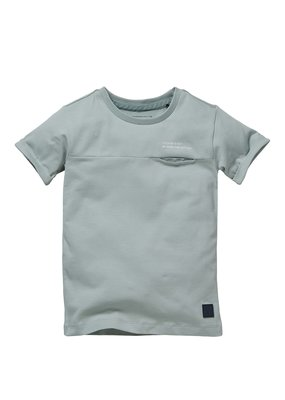 Levv Levv shirt Nelson cloud blue