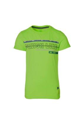 Quapi Quapi shirt Felipe neon green