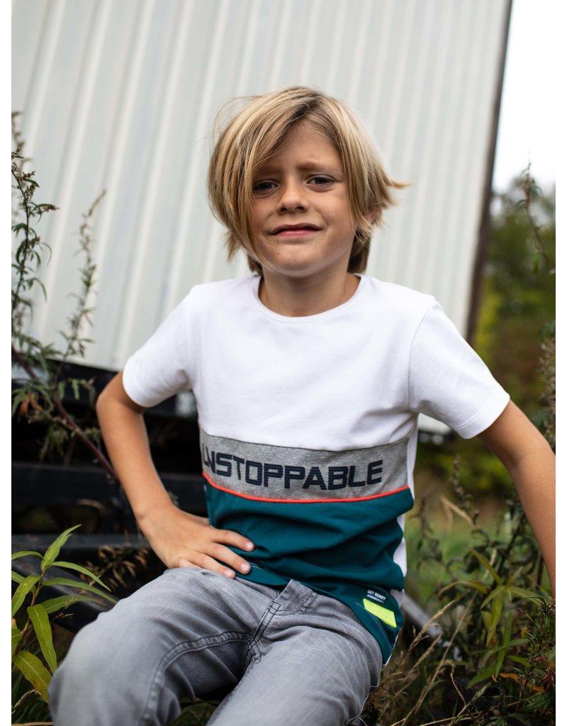 Quapi Quapi shirt Fabrice white