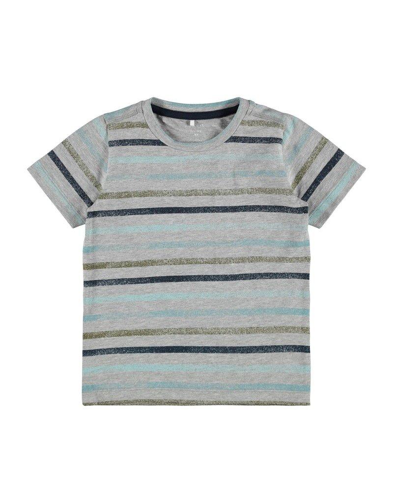 Name-it Name-it shirt NMMFanti grey melange