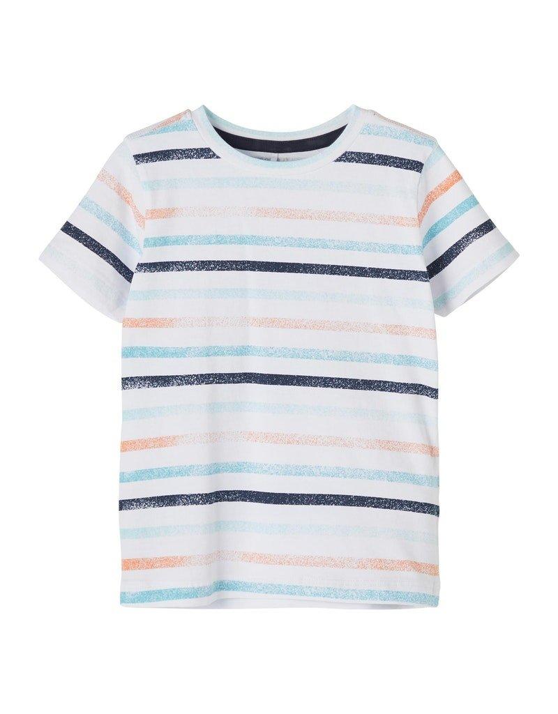 Name-it Name-it shirt NMMFanti bright white