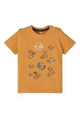Name-it Name-it shirt NBMFolon spruce yellow