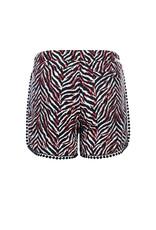 Looxs Looxs woven printed shorts zebra