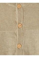 Name-it Name-it vest NBMHugoli silver sage melange
