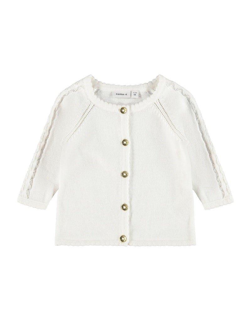 Name-it Name-it vest NBFHilia bright white