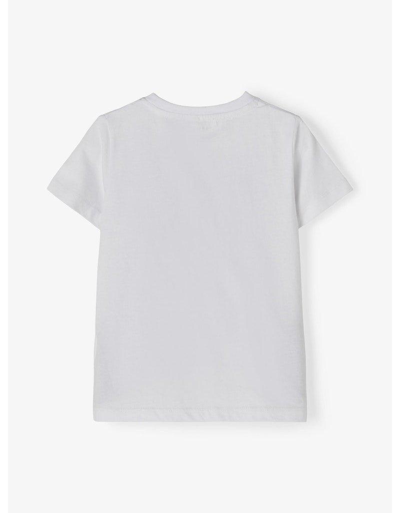 Name-it Name-it shirt NMMHadino bright white
