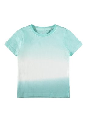 Name-it Name-it shirt NMMHaram blue tint