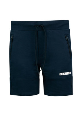 Retour Retour short Perry dark navy