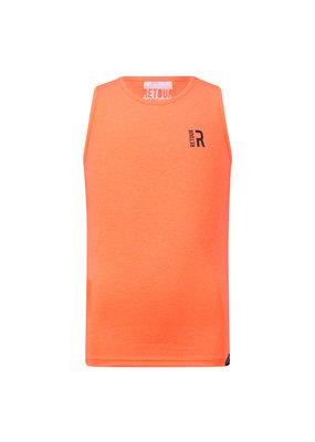 Retour Retour hemdje Mika neon orange