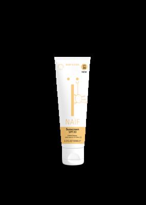 Naif Naif natuurlijke zonnebrandcreme body SPF30