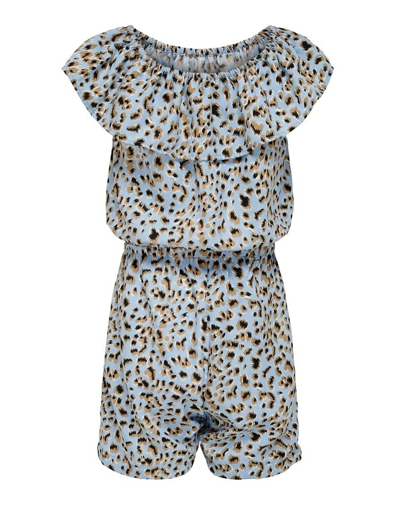 Kids Only Kids Only playsuit KONLino blue bell leo