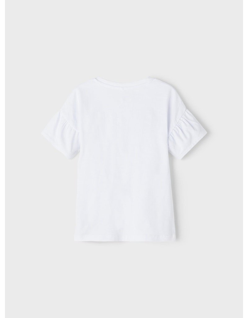 Name-it Name-it shirt NMFJali bright white