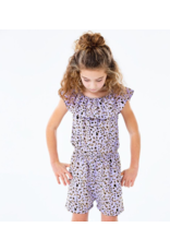 Kids Only Kids Only playsuit KONLino lavender leo