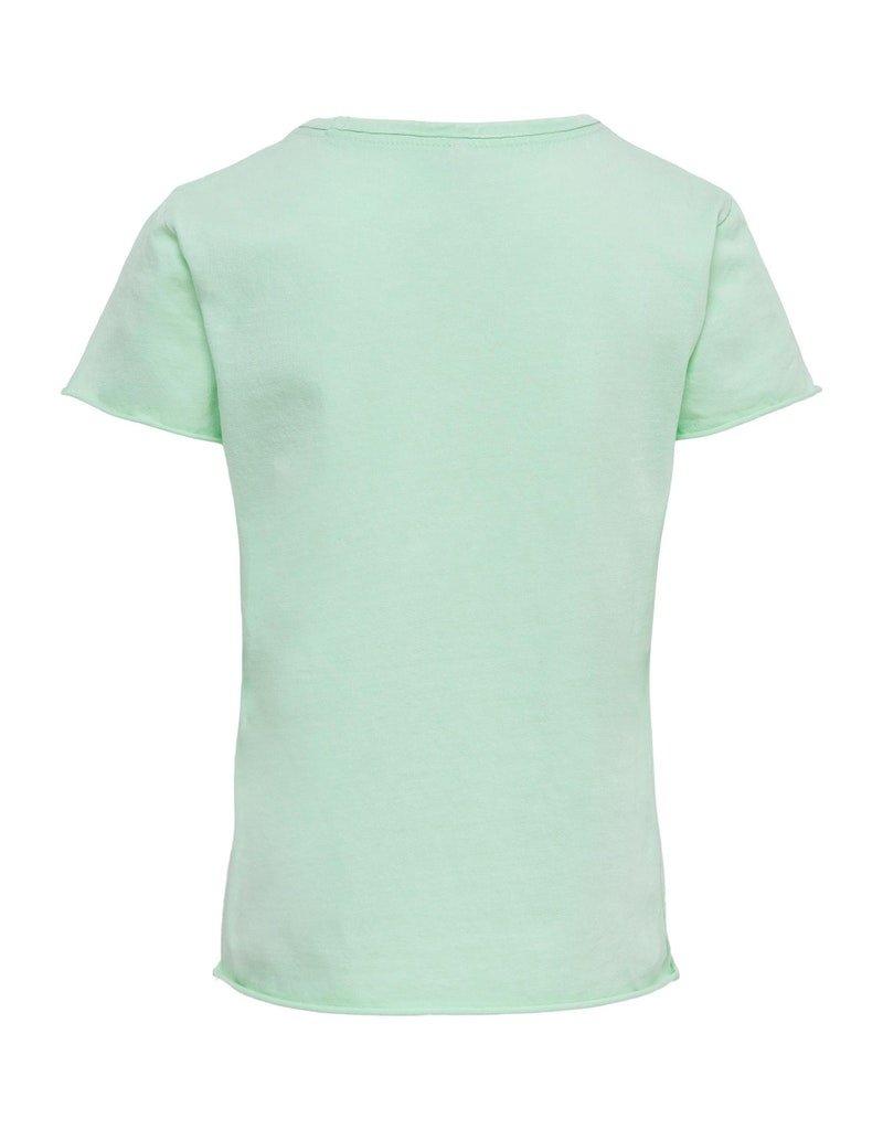 Kids Only Kids Only shirt KONLucy brook green instinct