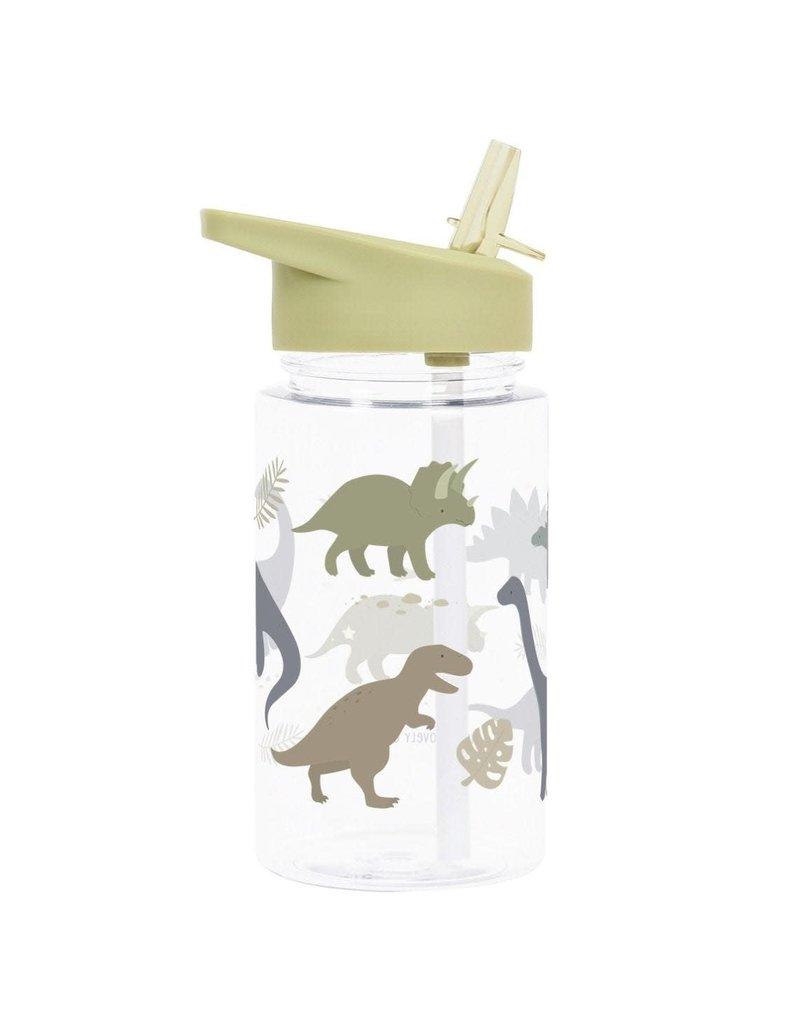 A little lovely compagny Drinkfles Dinosaurussen