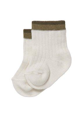 Levv Levv sokken Bram off white one size