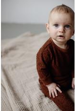 Levv Levv  sweater Ben brown almond