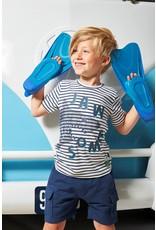 Sturdy Sturdy shirt streep Smile & Wave indigo
