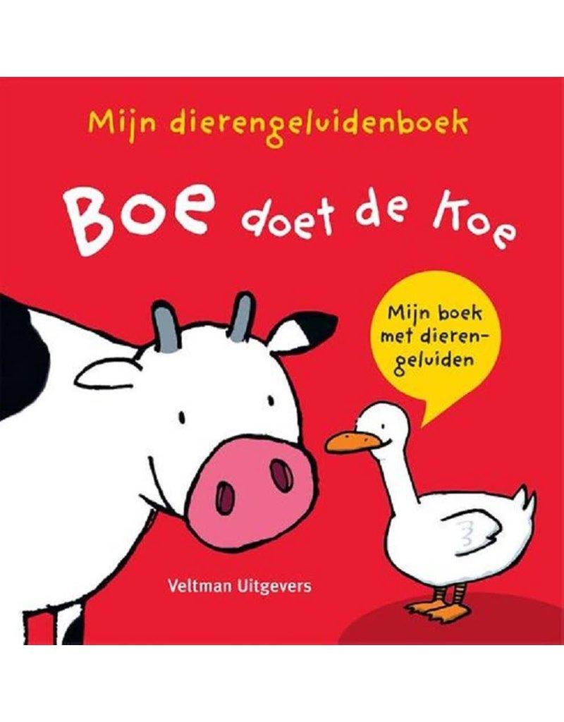 Geluidenboek, Boe doet de koe