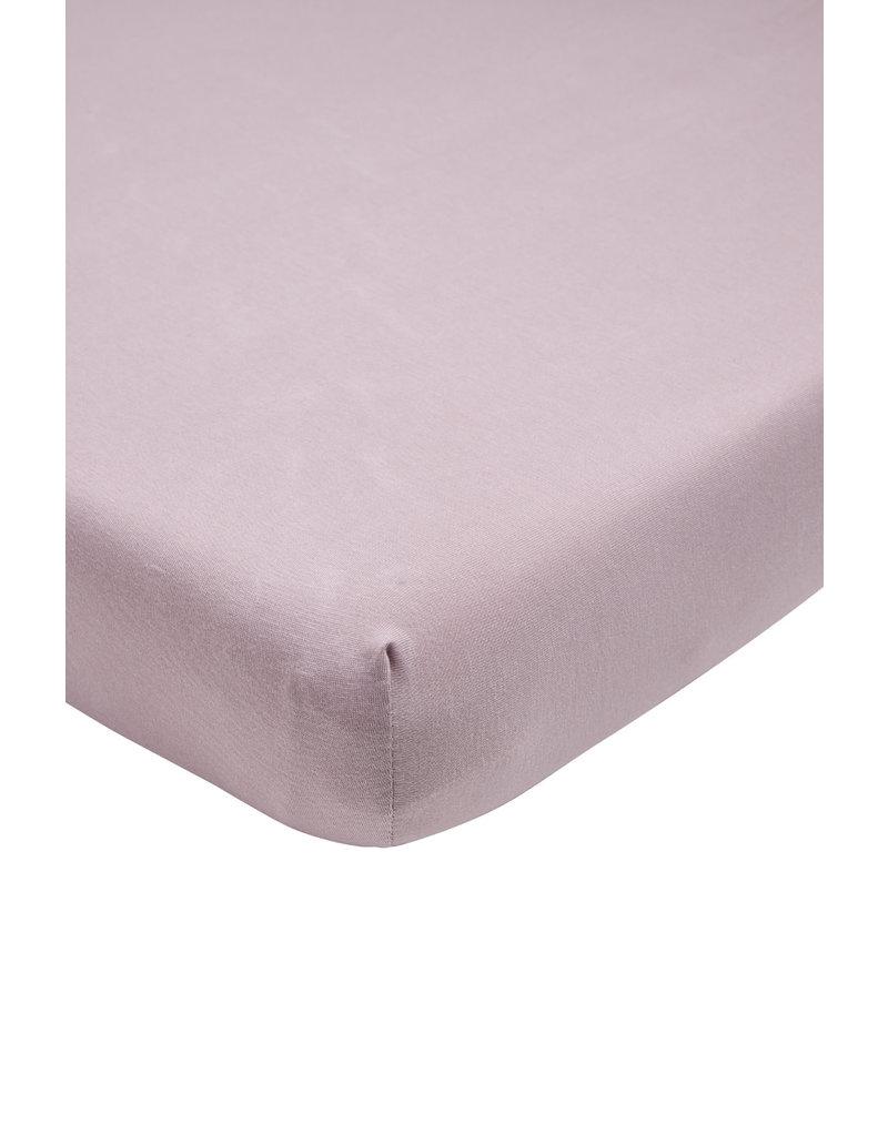 Meyco Meyco jersey hoeslaken 40x80/90 Lilac