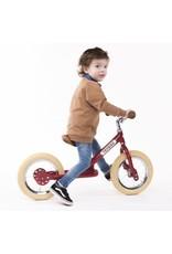 Trybike Trybike steel 2 in 1 loopfiets Vintage red