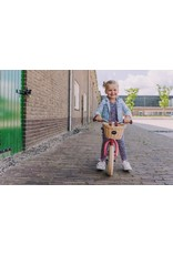 Trybike Trybike steel 2 in 1 loopfiets Vintage pink