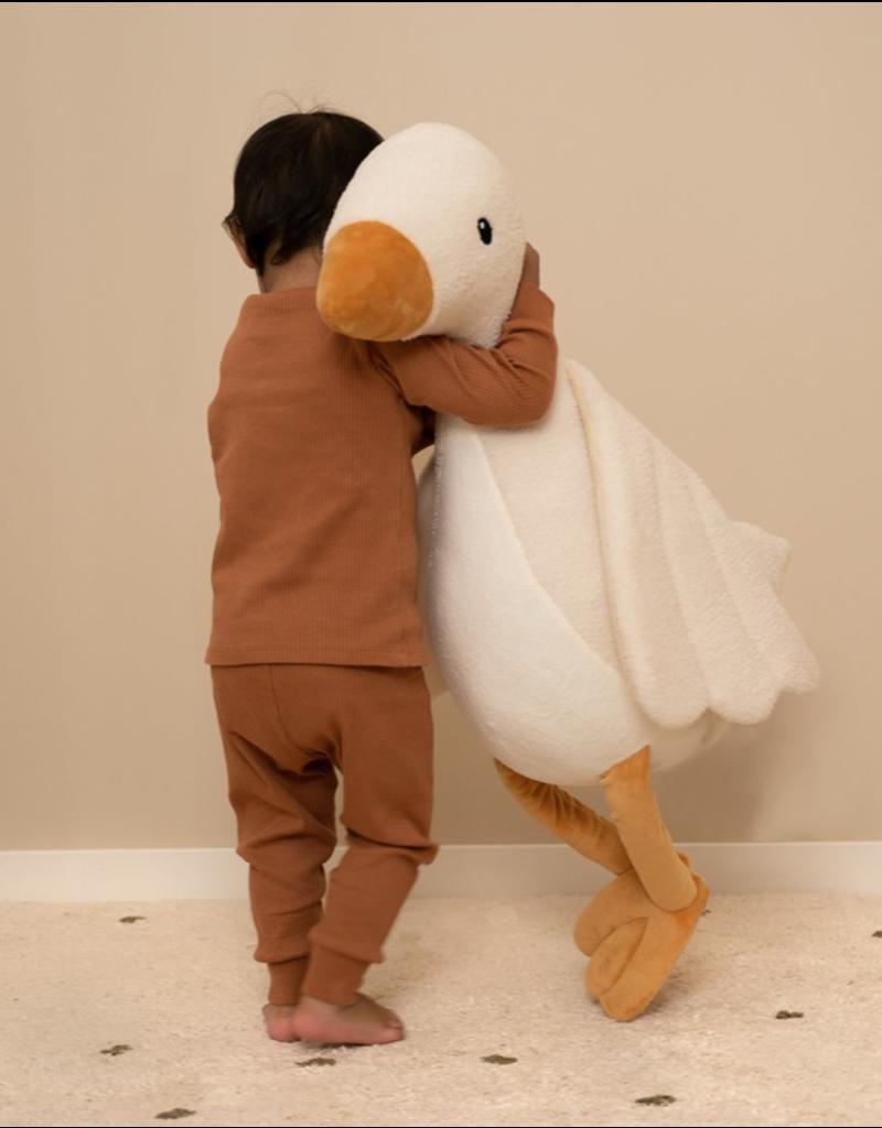 Little Dutch Little Dutch knuffel little goose 60cm