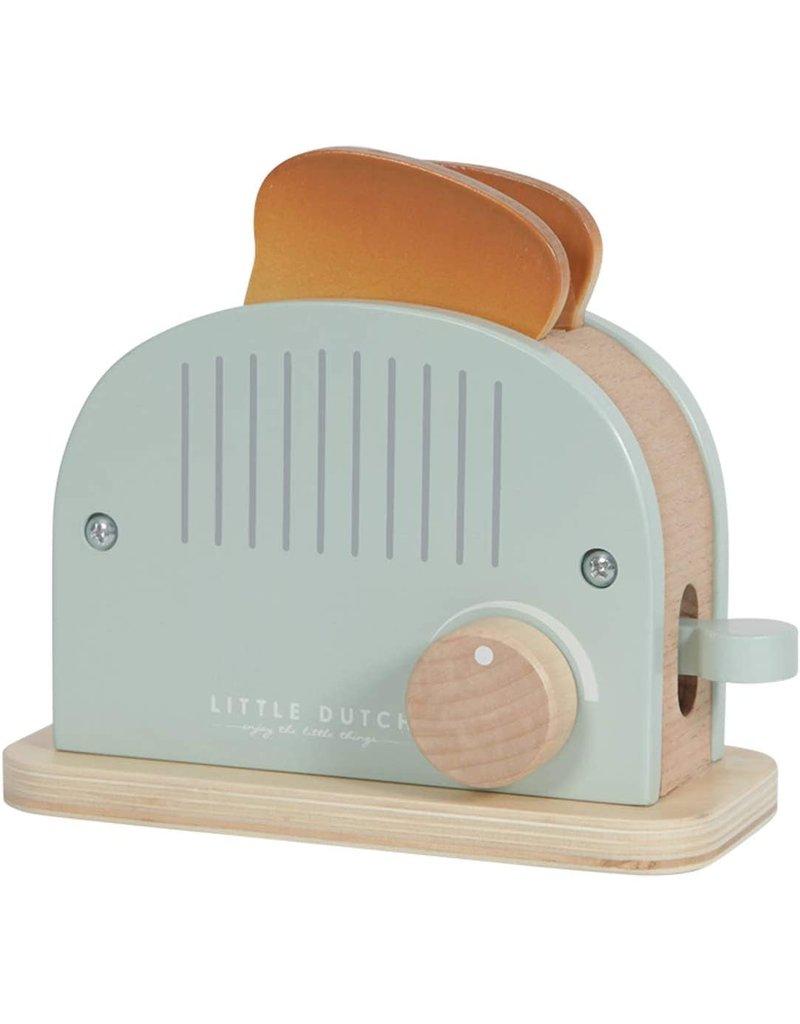 Little Dutch Little Dutch houten broodrooster
