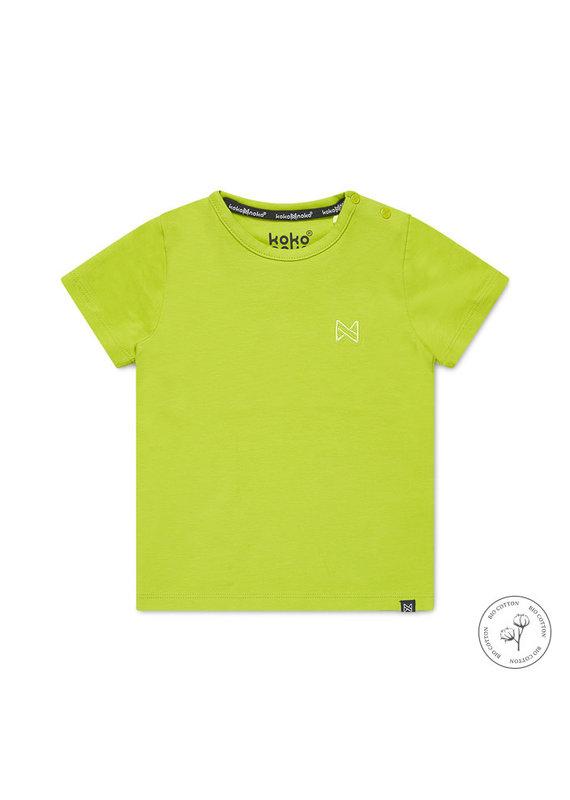 Koko Noko Koko Noko t-shirt Nigel neon yellow