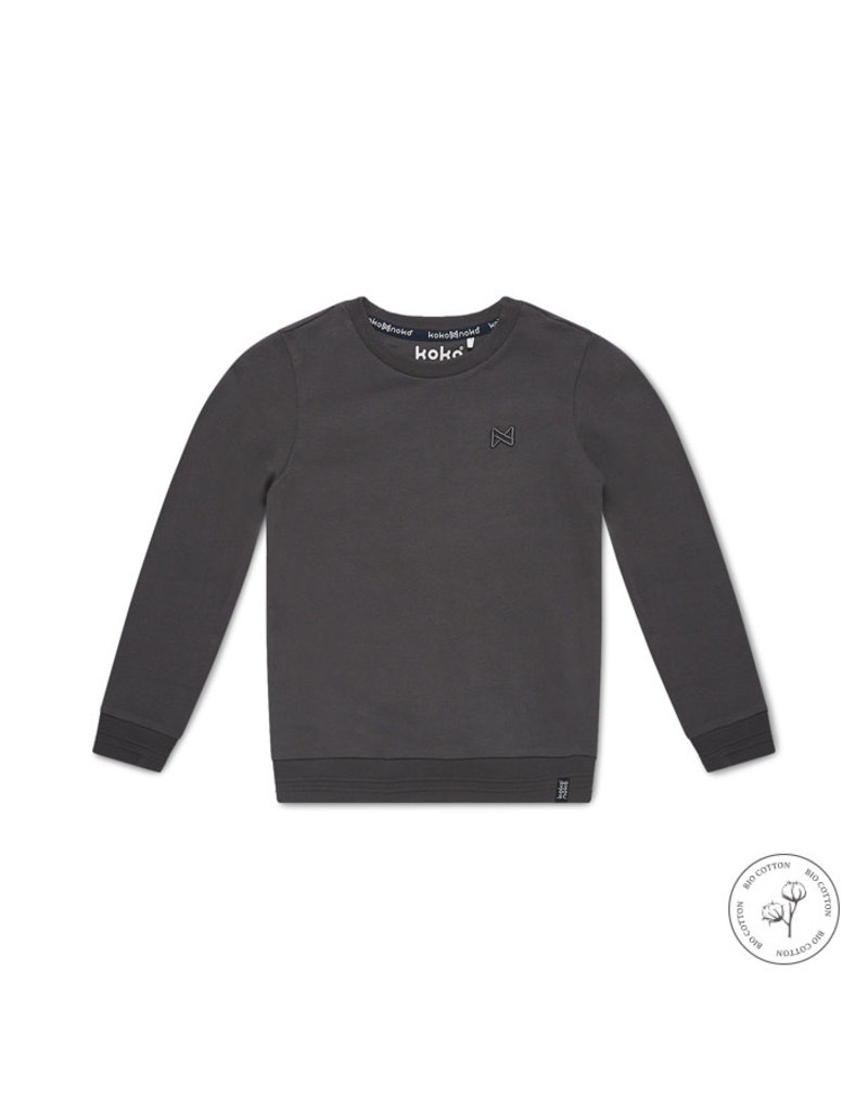 Koko Noko Koko Noko sweater Neill grey