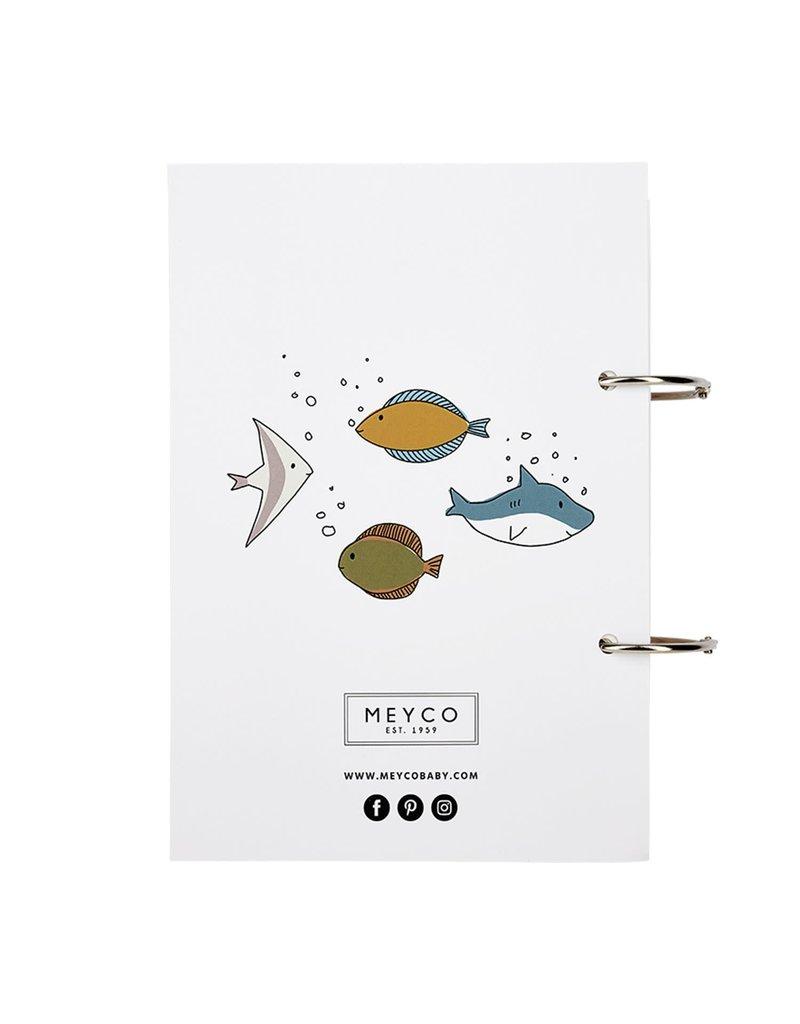 Meyco Meyco Geboortekaartjes bundel Sea
