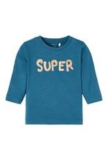 Name-it Name-it shirt NBMLionel legion blue