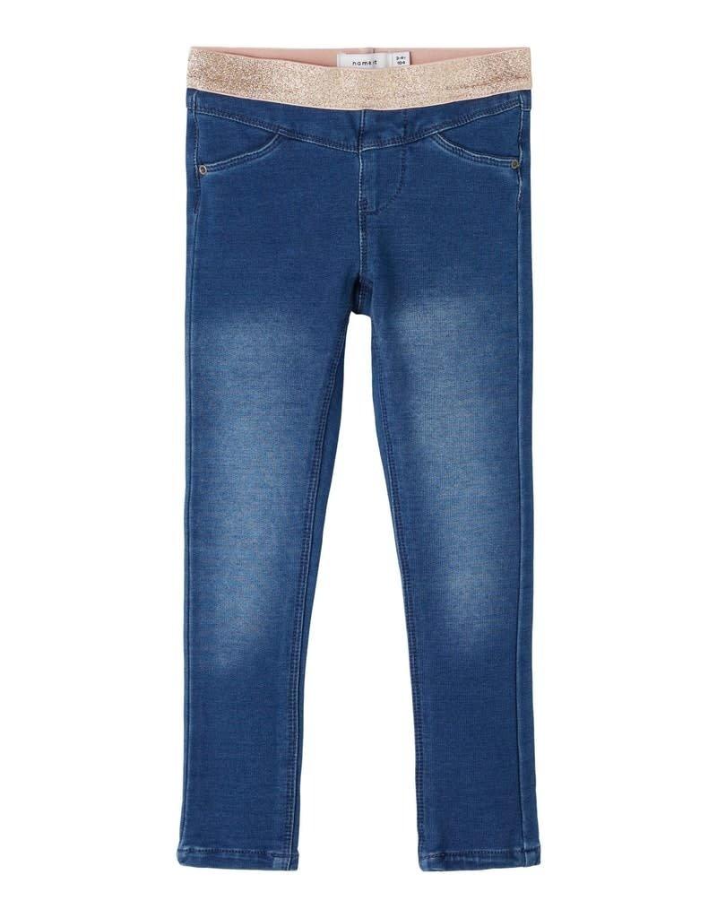 Name-it Name-it legging NBFPolly dnmtorinas medium blue denim