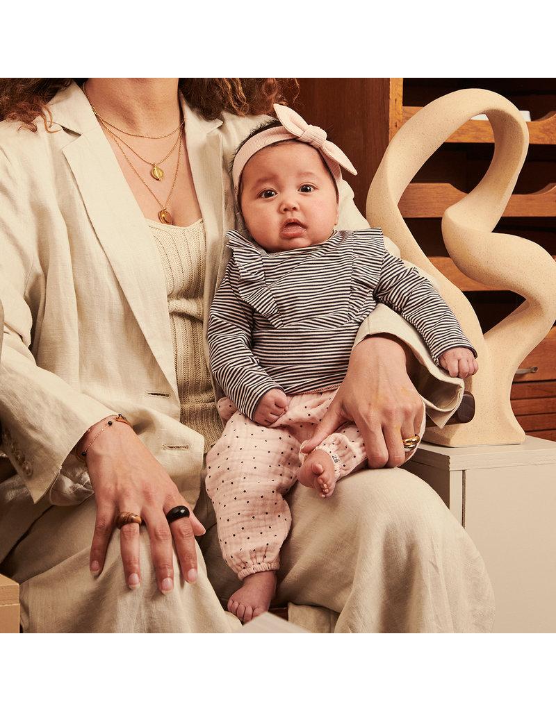 Z8 Newborn Z8 newborn broek Soembawa dusty blush/aop