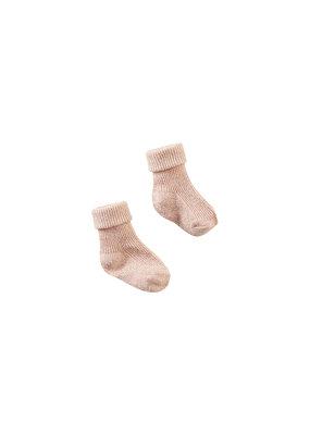 Z8 Newborn Z8 newborn sokken Samoa dusty blush