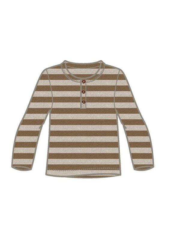 Lil' Atelier Lil' Atelier shirt NBMEbon ls top peyote