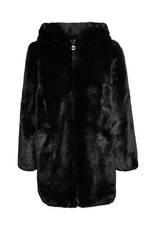Kids Only Kids Only jas KONMalou faux fur hood coat black