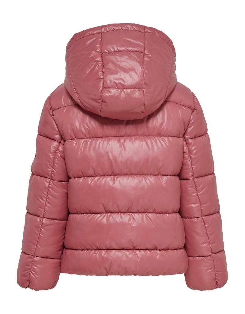 Kids Only Kids Only jas KONEmmy  savannah quilted mauvewood