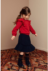 Looxs Looxs sweater deep red