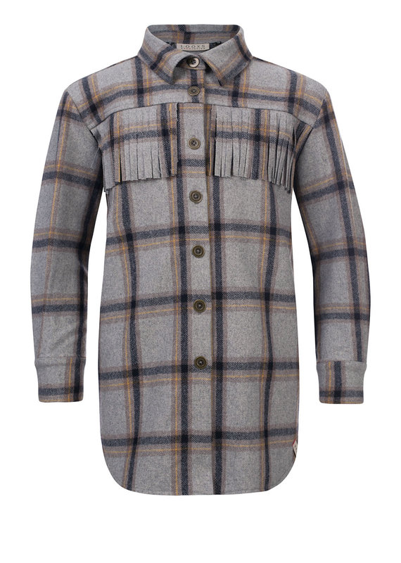 Looxs Looxs blouse oversized check